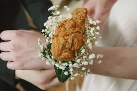 wrist corsages 1 kfc chicken wrist corsage i actually found this on a real