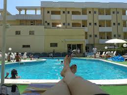 si e relax questo è il relax di cui si gode al park hotel serena