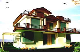 free architectural design great architecture houses design with green view landscape