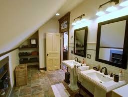 Small Attic Bathroom Sloped Ceiling by 79 Best Attic Bedroom Plans Images On Pinterest Attic Rooms