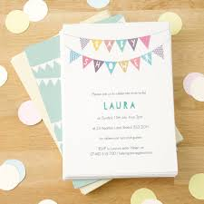 baby shower invitations personalised baby shower invitations by made by ellis