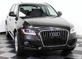 audi mini suv 2015 used audi q5 certified q5 2 0t quattro awd suv navigation at