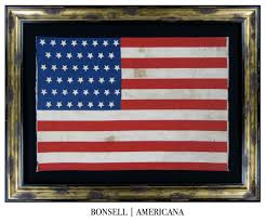 Americana Flags Bonsell Americana An Antique Flag Company Sold Flags