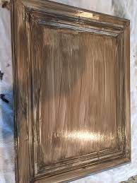 Brown Painted Kitchen Cabinets by Painting Kitchen Cabinets Before U0026 After Mr Painter Paints