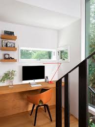 Small Home Office Ideas  Design Photos Houzz - Home office room designs