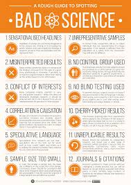 emsk a rough guide to spotting bad science learning