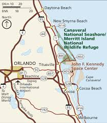 Coco Beach Florida Map by Canaveral Maps Npmaps Com Just Free Maps Period
