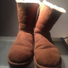 ugg womens tatum boots chestnut 82 ugg shoes bailey bow uggs from tatum s closet on poshmark