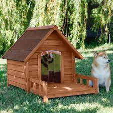 House With Porch by Simple Pallet Dog House With Porch Gallery Gallery