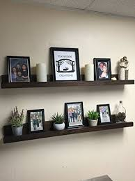 Wall Shelves Amazon by Amazon Com Picture Ledge 12 60