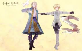 Joan Of Arc Flag Axis Powers Hetalia Himaruya Hidekaz Wallpaper 704795