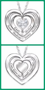 necklace with kids names mothers necklace with kids names thrill this year