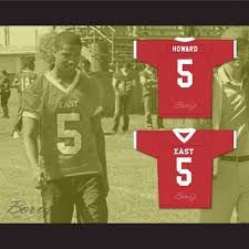 Friday Night Lights Vince Vince Howard 5 East Dillon Lions Football Jersey Friday Night Lights
