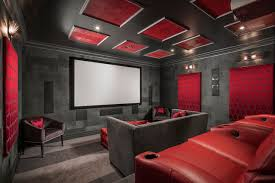 interior design for home theatre firerock country club contemporary home cinema by