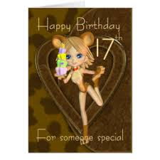 17th birthday cards u0026 invitations zazzle co uk