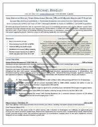 C Level Executive Resume Samples by Executive Resume Samples Mary Elizabeth Bradford The Career