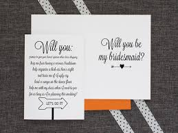 will you be my bridesmaid invite will you be my bridesmaid vows card be my guest will you be my