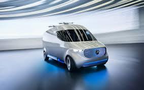 mercedes commercial wallpaper mercedes benz vision van concept cars future