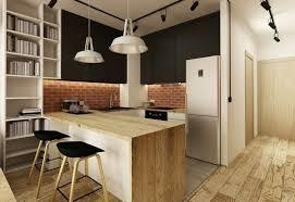 plancher cuisine bois plancher bar et plan de travail cuisine en bois massif et crédence