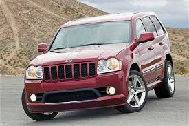 jeep srt8 grill 2006 jeep grand srt8 road test review automobile