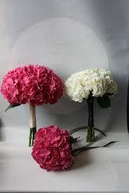 white hydrangea bouquet wedding bouquet pink hydrangea white hydrangea bouquet pink