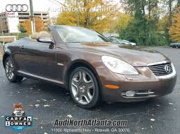 cars for sale used 2006 lexus sc 430 convertible for sale in