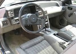 1988 gt mustang bright regatta blue 1988 ford mustang gt hatchback