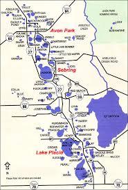 Florida lakes images Contour lake maps of florida lakes bathymetric maps boat ramp gif