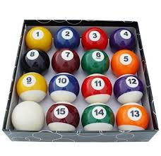 how to set up a pool table set of 16 miniature small mini pool balls billiard 1 1 4 ebay