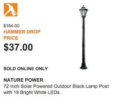 home depot black friday sale canada the home depot online hammer drop price get 77 off nature power