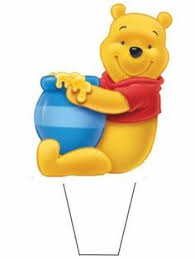 cupcake toppers winnie the pooh party decorations free