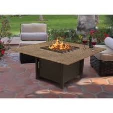 Square Fire Pit Kit by The Carmel In Chat Height Is Available In Round Square Or Coffee