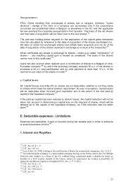 outline belgian tax law 2014 28 03 14