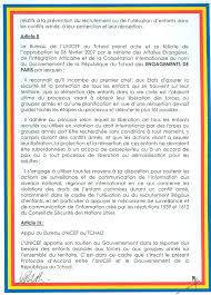 Pousser En Mongo Est Il by Les Enfants Soldats Dans Le Conflit Tchadien Hrw
