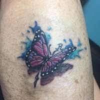 olio jason of technicolor tattoo studio branson mo tattoo artist