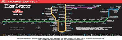 Toronto Subway Map Transit Culture Anagram Subway Maps Noah106