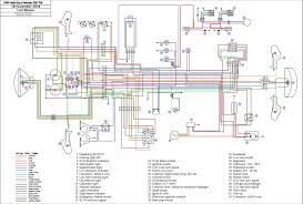 yamaha xt250 wiring diagram yamaha wiring diagram instructions