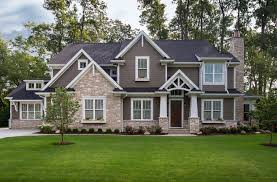 dark brown home exterior paint color dark brown exterior with