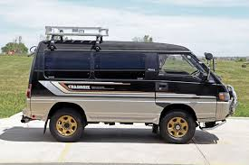1992 Mitsubishi Delica Chamonix Glen Shelly Auto Brokers