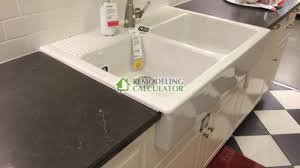 Farmhouse Sink For Bathroom The Best Kitchen Sinks 9 Materials You Will Love