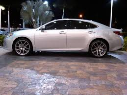 lexus wheels size 2013 lexus es350 with 20 inch lorenzo wl199 wheels