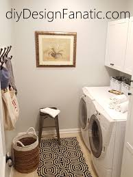diy design fanatic laundry room makeover now that the lighting laundry room bright finding actually folding ordered two these stools