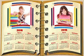 fotomontaje de calendario 2015 minions con foto hacer calendarios para photoshop calendario del 2016 con motivos