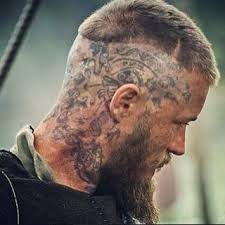 why did ragnar cut his hair ragnar lothbrok tattoo google search costuming pinterest