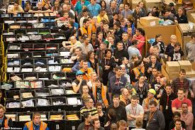black friday shipping dates amazon amazon staff prepare for black friday daily mail online