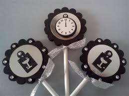 New Years Cupcake Decorations by That Added Touch Favor Boxes U0026 Wrappers