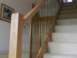 Modern Stair Banister Contemporary Staircase Spindles Staircase Gallery