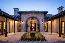 Stun Design by Tempting Mediterranean Entrance Designs That Will Stun You