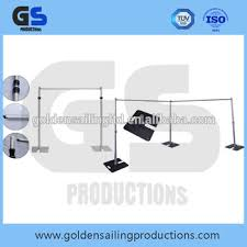 wedding backdrop used used telescopic pipe and drape for wedding backdrop for sale buy