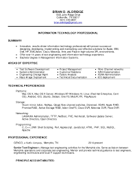 It Project Manager Resume Sample Doc it project manager resume doc corpedo com